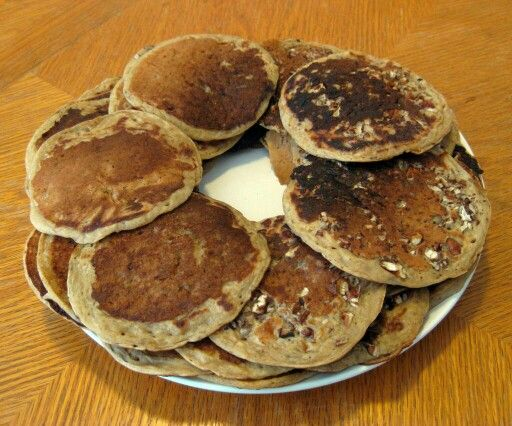 Easy banana pancakes | Bread, Bread and More Bread Recipes! | Pintere ...