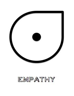 glyph for empathy ink pinterest. Black Bedroom Furniture Sets. Home Design Ideas