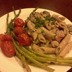 Peppered Shrimp Alfredo | Food and Drink | Pinterest