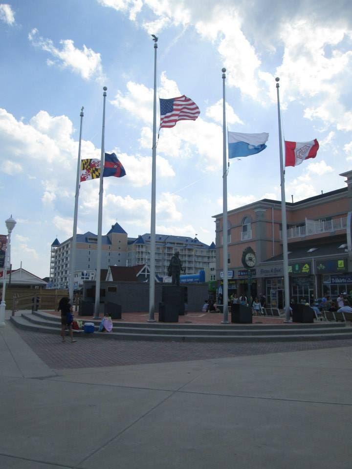 ocean city memorial day weather