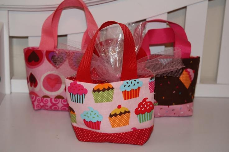 mini treat bags