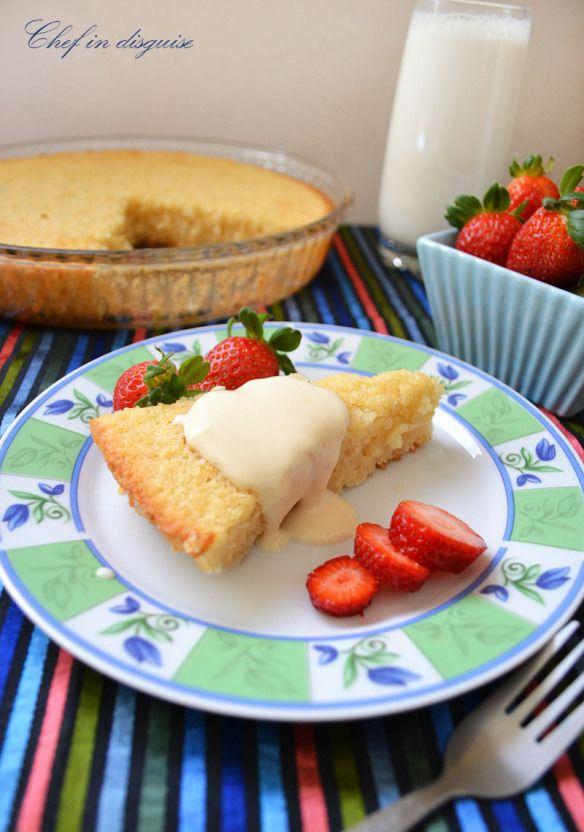 White bean cake | Something Sweet | Pinterest