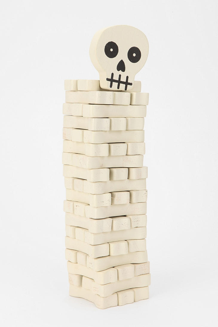 Stack The Bones Game #UrbanOutfitters