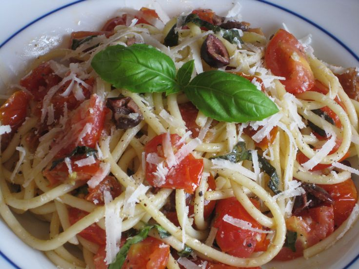 Summer Spaghetti | its whats for dinner/breakfast/lunch/dessert | Pin ...