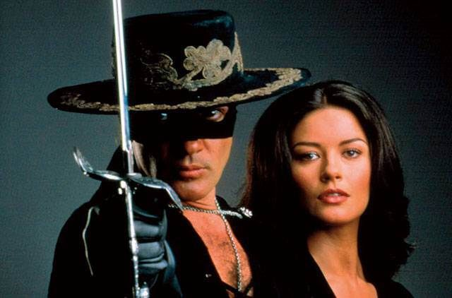Antonio Banderas & Catherine Zeta-Jones | On-Screen Couples | Pintere ...