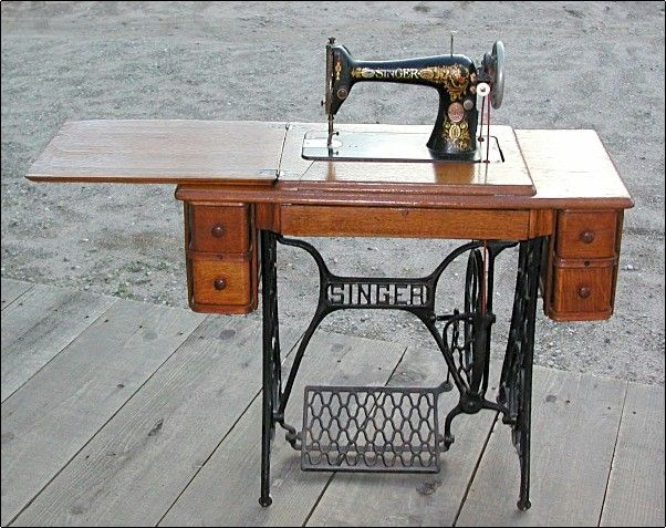 singer pedal sewing machine value