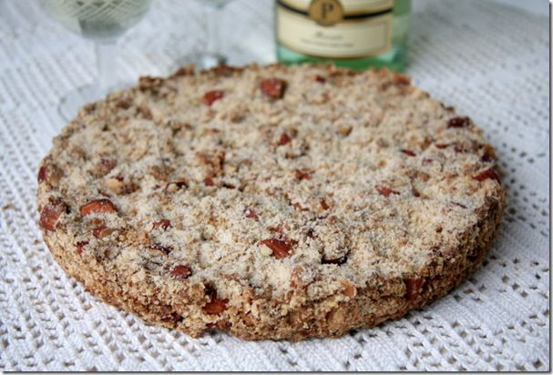 giant italian almond cookie but it s a cake but it s like a cookie ...