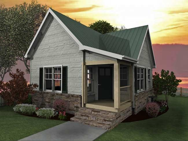 Small cabin designs sooner or later you 39 ll want to go for Piani casa micro cottage