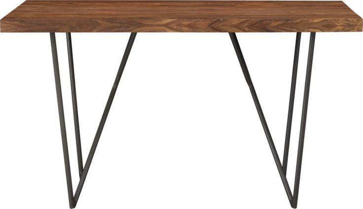 Dylan 36x53 Dining Table CB2 Corinna This Would Be Perfect For