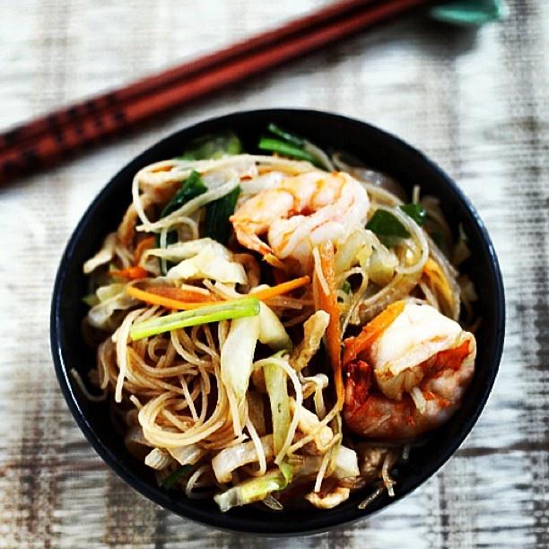 Culture Sundays Todays recipe: Fried Vermicelli, Xiamen Style # ...
