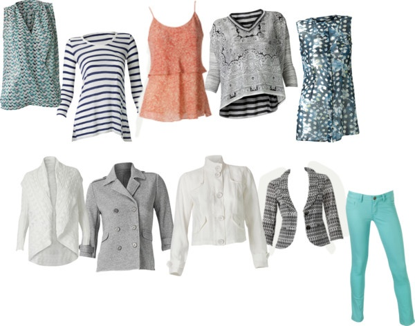 """CAbi Customer Top Ten Favorites Spring 13"""" by stylebymichele on"""