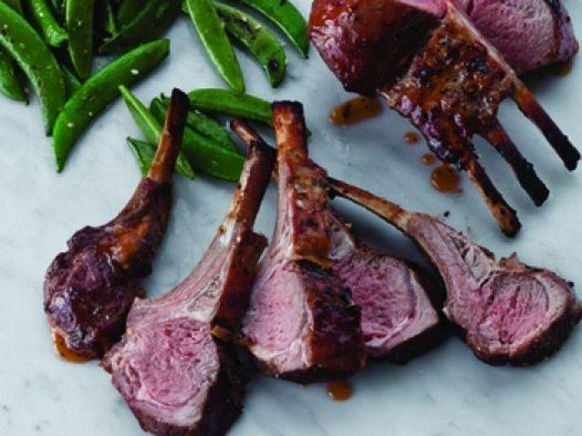 Basic Roasted Rack of Lamb | cocina sabrosa e ingeniosa | Pinterest