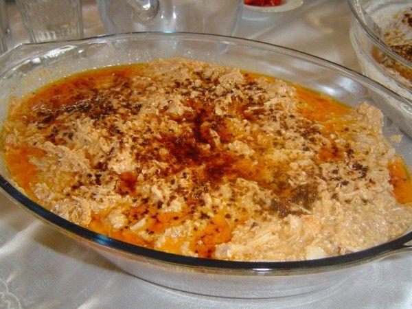 Circassian Chicken - This my (Circassian) grandmotherâ€â ...
