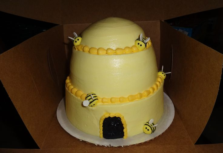 bumble bee baby shower cake bee hive my sweet creations pintere
