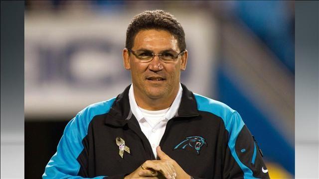 Carolina Panthers head coach Ron Rivera | Sports | Pinterest