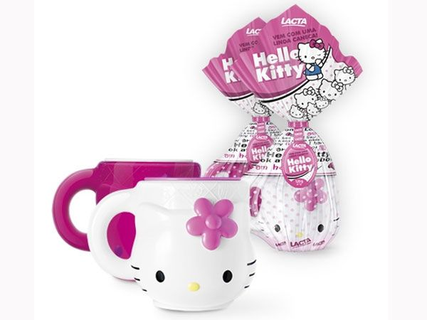 ovo de pascoa hello kitty