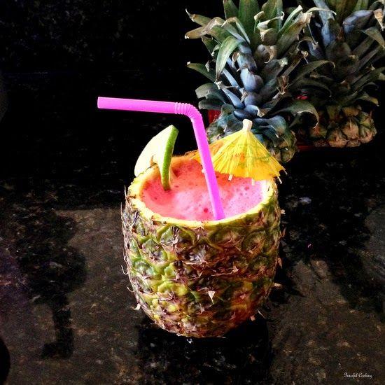 Hibiscus Margarita | TUTTI FRUTTI | Pinterest