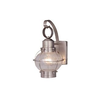 Fantastic Lighting Wall Sconce W Brass Cages  Steampunk Bathroom Vanity Light