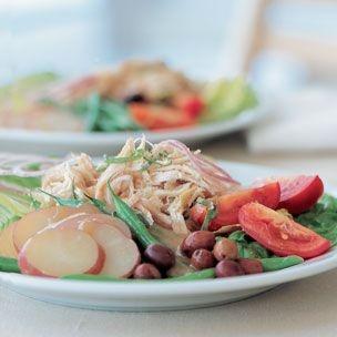 Chicken Salad Provençal   Recipe