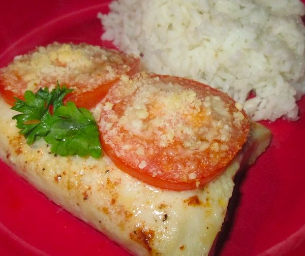 Red lobster nantucket baked cod recipe this looks yummy for Baked cod fish recipes