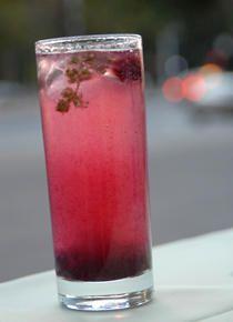 The Concord Fizz   Drinks - Adult nom noms   Pinterest