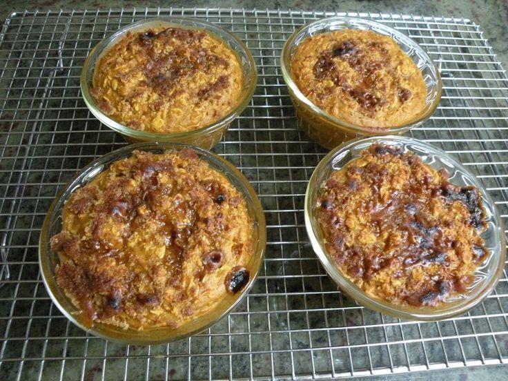 Baked Pumpkin Oatmeal! | Fall Season | Pinterest