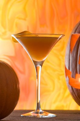 Satan's Whiskers: a grown-up drink for Halloween (I know, it's ...