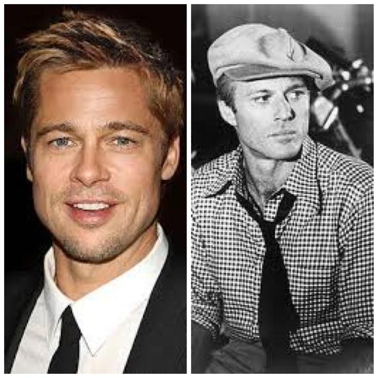 Robert Redford Brad Pitt Brad Pitt. Robert Redf...
