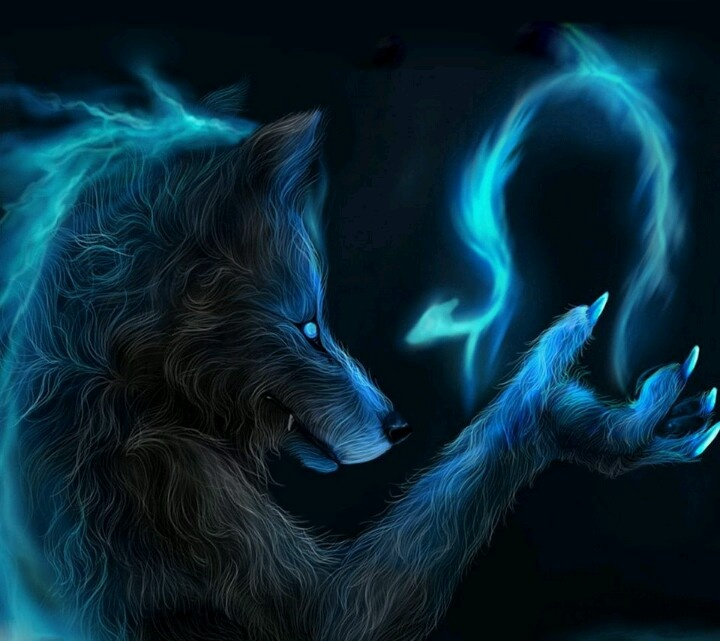 Magic wolf children of the night pinterest for Jenni wolf