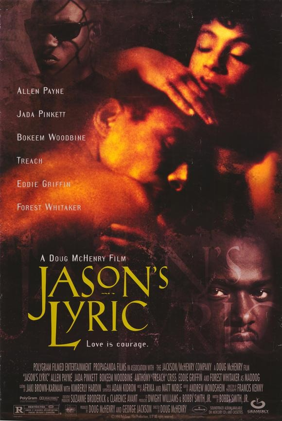 Various - Jason's Lyric (Original Motion Picture Soundtrack)