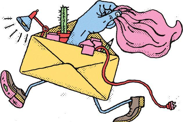 Office Etiquette: The Farewell E-Mail
