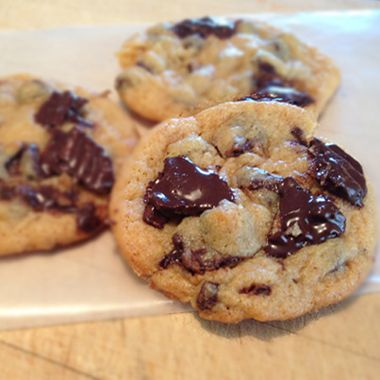 Chocolate covered potato chip cookies | Food to Eat Soon | Pinterest