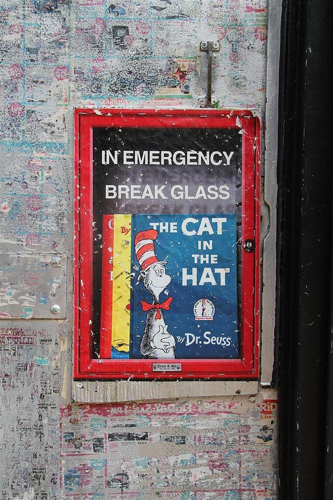 In Emergency Break Glass by SMKJR