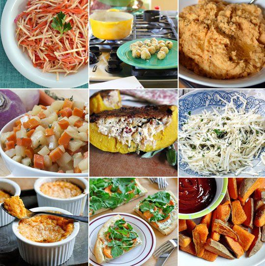 Your Autumn Vegetable Inspiration File: 40 Recipes for Fall — Recipe ...