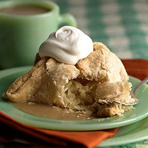 Amish Apple Dumplings: our version of a favorite dessert you might find at Amish-based restaurants in the Midwest.