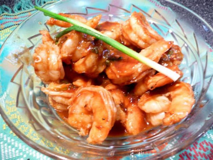 Pan Seared Shrimp Recipe from The Chinese Kitchen
