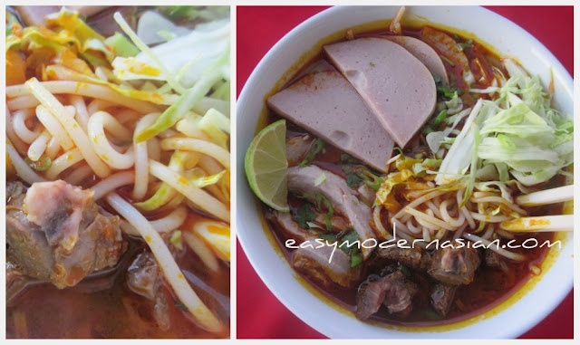 ... Asian: Passion in a bowl -- Hue Style Beef Noodle Soup - Bun Bo Hue