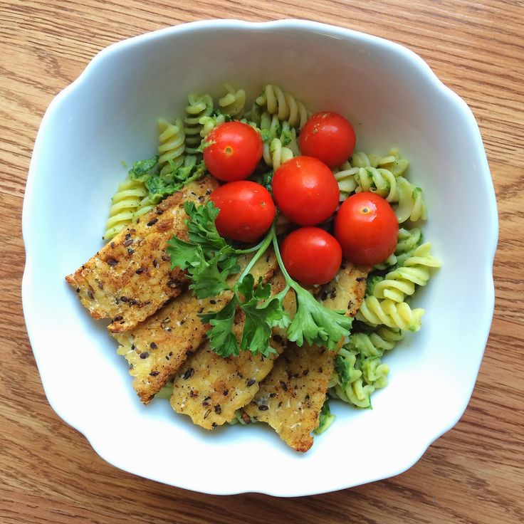 Spicy Spinach Pasta Recipe — Dishmaps