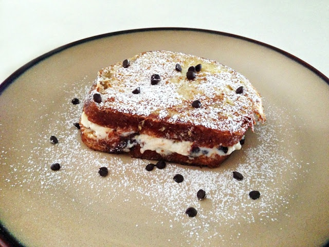 More like this: cannoli , stuffed french toast and french toast .