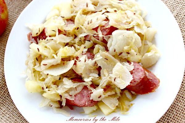 Kielbasa Sauerkraut Skillet | Favorite Recipes | Pinterest