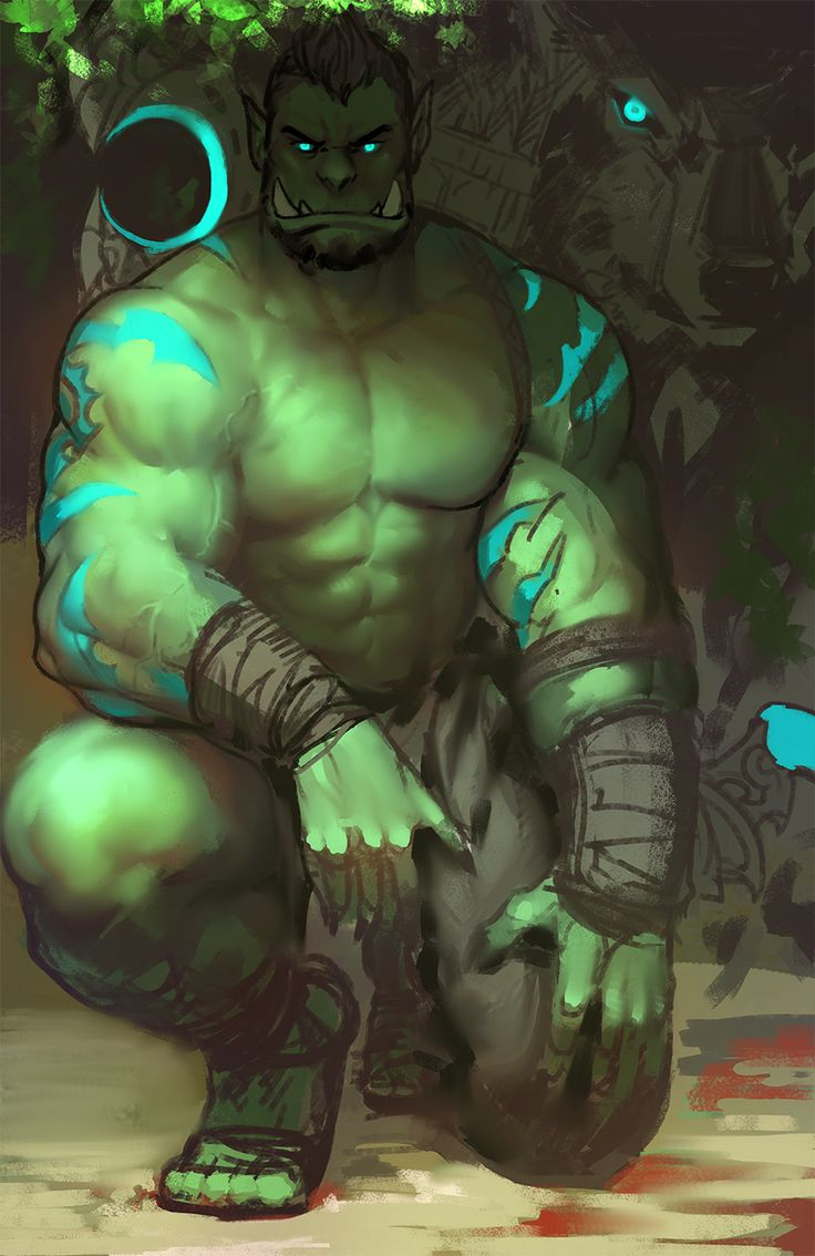 Gay orcs animation erotic movies