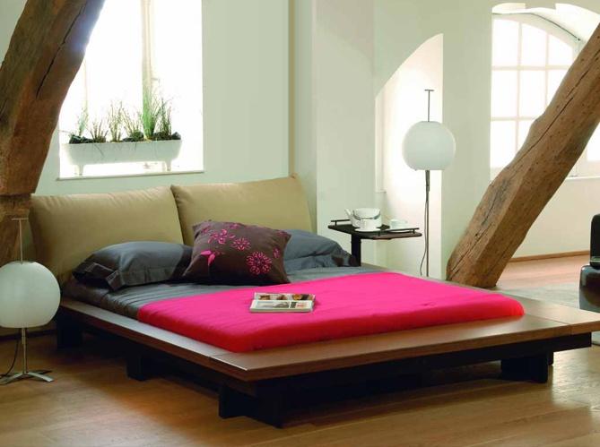 Deco Chambre Noir Violet : Chambre zen  Zen bedroom  wwwmaisondecocomchambredecochambre