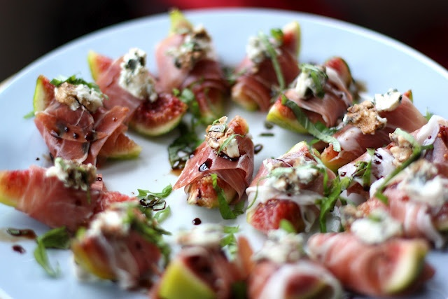 Prosciutto wrapped Figs | Recipes | Pinterest