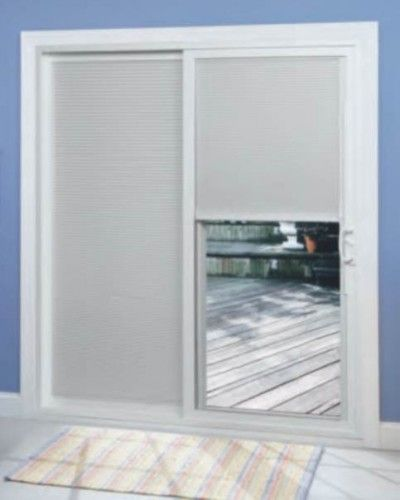 Patio Door Blinds Window Treatments Pinterest