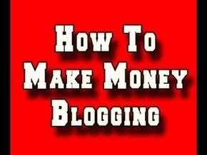 money online make blogging kenya with free blog