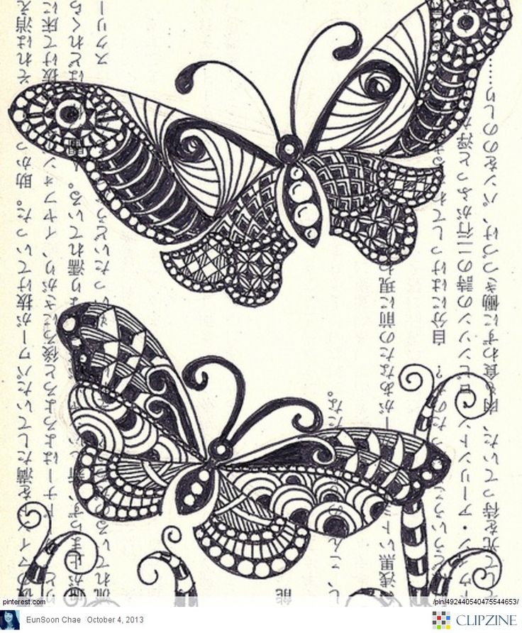 Zendoodle Patterns | Art & Inspiration | Pinterest