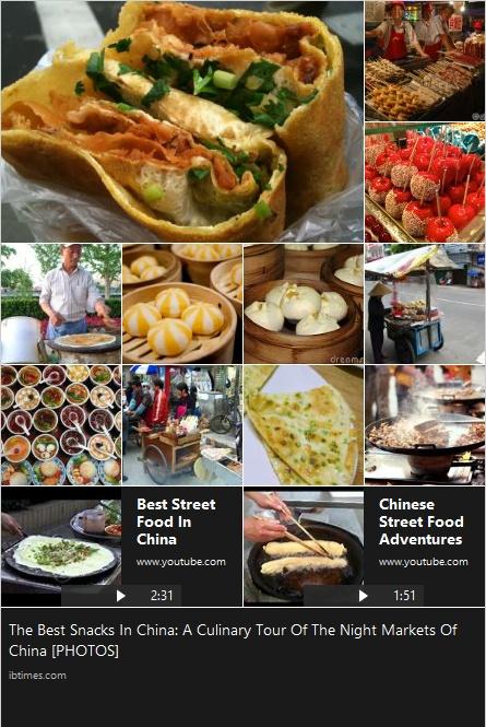 Chinese street food 3 food pinterest