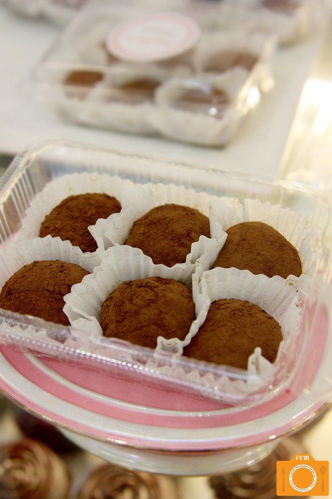 Hazelnut Chocolate Truffles | Chocolate364 | Pinterest