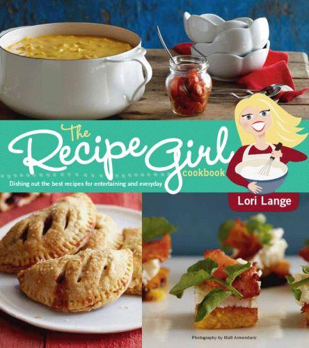 Recipe Girl Cookbook giveaway