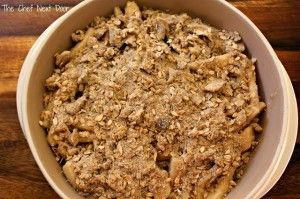 Pear Crisp - Sweet Treat Eats | Cobblers and Coffee Cakes | Pinterest
